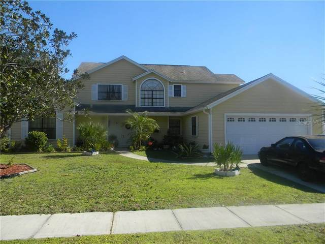 2331 Hidden Lake Street, Kissimmee, FL 34741 (MLS #S5045917) :: The Duncan Duo Team