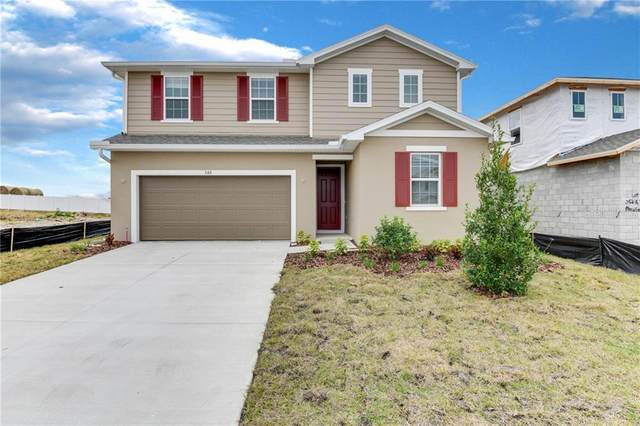 348 Lake Smart Circle, Winter Haven, FL 33881 (MLS #S5046204) :: The Heidi Schrock Team