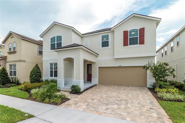 1840 Caribbean View Terrace, Kissimmee, FL 34747 (MLS #S5046208) :: Florida Real Estate Sellers at Keller Williams Realty