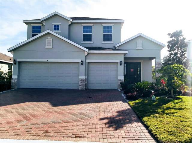 441 Sapphire Drive, Davenport, FL 33837 (MLS #S5046247) :: Vacasa Real Estate