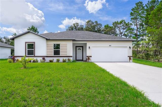 119 Narcissus Lane, Poinciana, FL 34759 (MLS #S5046467) :: The Duncan Duo Team