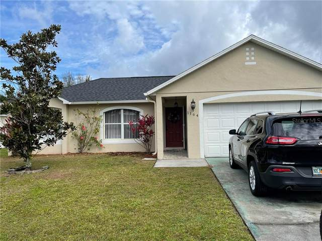 1164 Saint Tropez Court, Kissimmee, FL 34759 (MLS #S5046479) :: Delta Realty, Int'l.