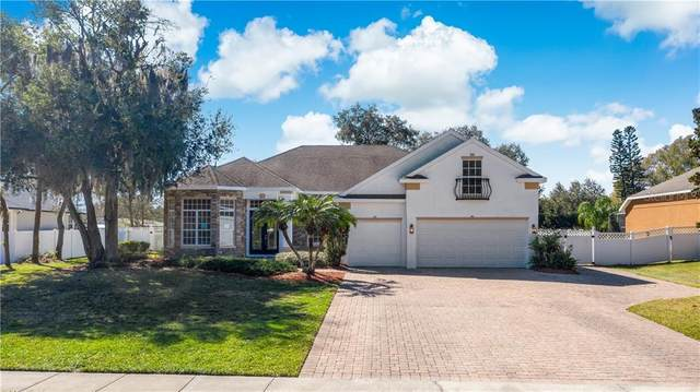 1636 Marina Lake Drive, Kissimmee, FL 34744 (MLS #S5046648) :: Vacasa Real Estate