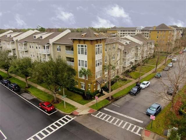 1411 Celebration Avenue #305, Celebration, FL 34747 (MLS #S5046785) :: RE/MAX Premier Properties