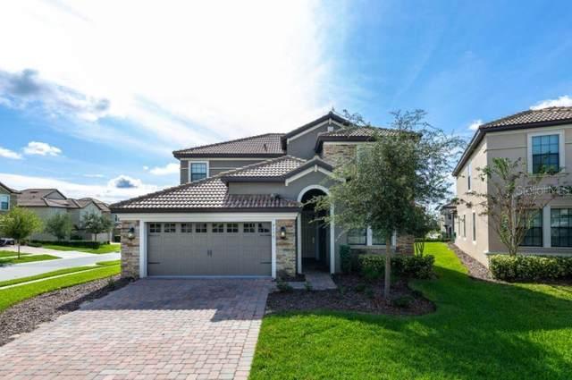 9150 Scramble Drive, Davenport, FL 33896 (MLS #S5046856) :: Prestige Home Realty