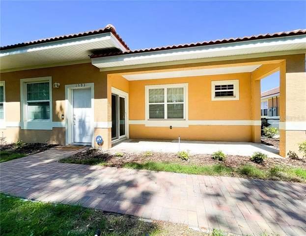 1593 Cumin Drive, Poinciana, FL 34759 (MLS #S5046880) :: Team Borham at Keller Williams Realty
