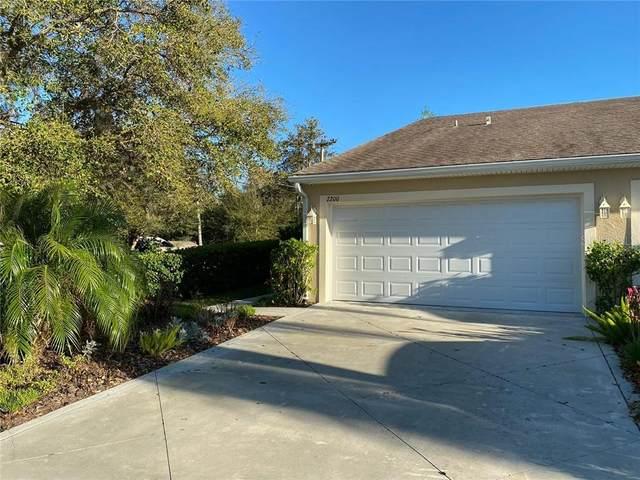 2200 Hawks Cove Circle, New Smyrna Beach, FL 32168 (MLS #S5046912) :: Team Borham at Keller Williams Realty