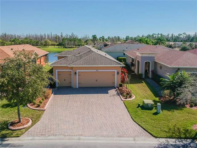 713 Shady Canyon Way, Kissimmee, FL 34759 (MLS #S5046936) :: Rabell Realty Group