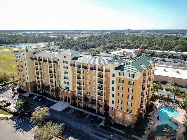 8000 Poinciana Boulevard #2312, Orlando, FL 32821 (MLS #S5046950) :: Keller Williams Realty Peace River Partners
