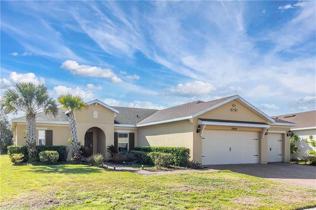 3864 Gulf Shore Circle, Kissimmee, FL 34746 (MLS #S5046954) :: Sarasota Property Group at NextHome Excellence