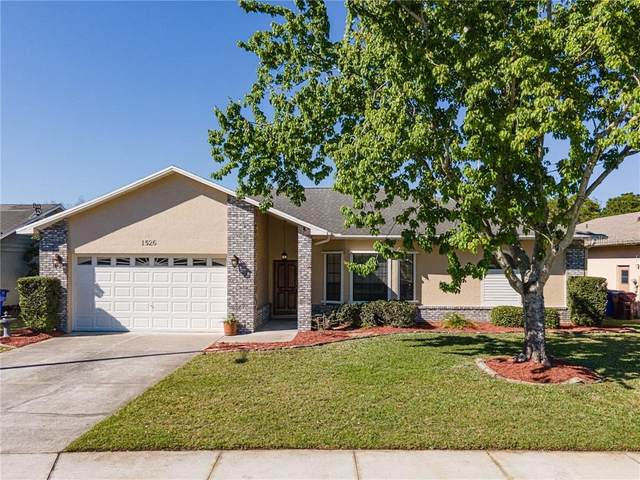 1526 Reade Circle, Saint Cloud, FL 34772 (MLS #S5046973) :: Pepine Realty