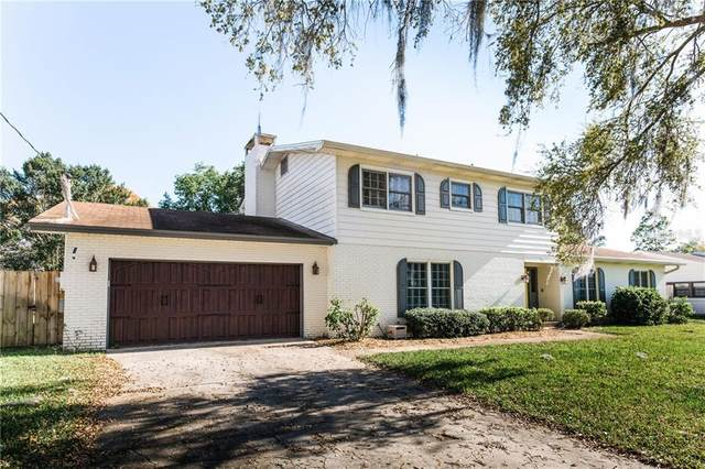 515 S Lake Florence Drive, Winter Haven, FL 33884 (MLS #S5046975) :: Vacasa Real Estate