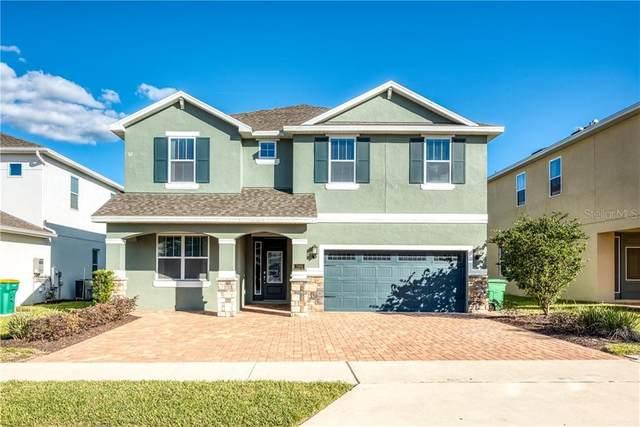 7503 Marker Avenue, Kissimmee, FL 34747 (MLS #S5047032) :: The Brenda Wade Team