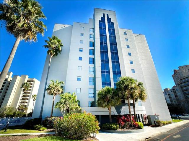 6165 Carrier Drive #1505, Orlando, FL 32819 (MLS #S5047046) :: Pristine Properties