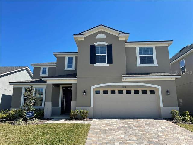 1731 Blissful Dr, Kissimmee, FL 34744 (MLS #S5047051) :: Burwell Real Estate