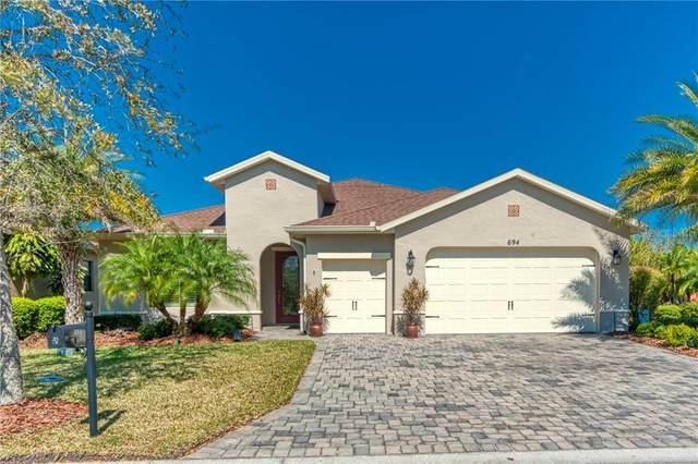 694 Villa Park Road, Poinciana, FL 34759 (MLS #S5047059) :: CENTURY 21 OneBlue