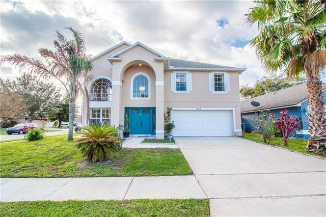 1640 Tattenham Way, Orlando, FL 32837 (MLS #S5047132) :: The Nathan Bangs Group