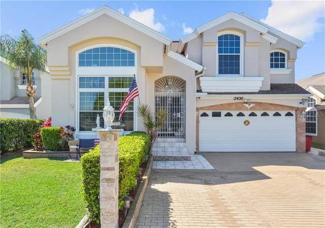 2430 Berkshire Ct, Kissimmee, FL 34746 (MLS #S5047136) :: Burwell Real Estate