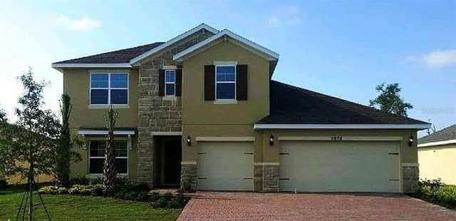 3876 Gulf Shore Circle, Kissimmee, FL 34746 (MLS #S5047143) :: Sarasota Property Group at NextHome Excellence