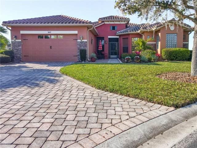 307 Santa Barbara Lane, Poinciana, FL 34759 (MLS #S5047245) :: Positive Edge Real Estate