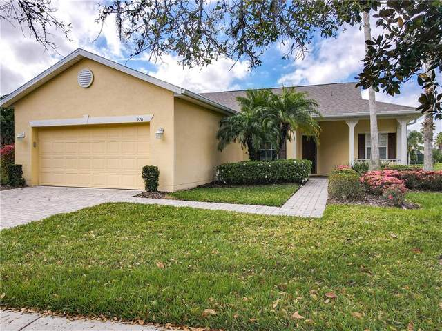 270 Bell Tower Xing W, Poinciana, FL 34759 (MLS #S5047317) :: Positive Edge Real Estate