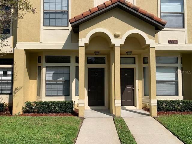 6007 Scotchwood Glen #33, Orlando, FL 32822 (MLS #S5047321) :: The Kardosh Team