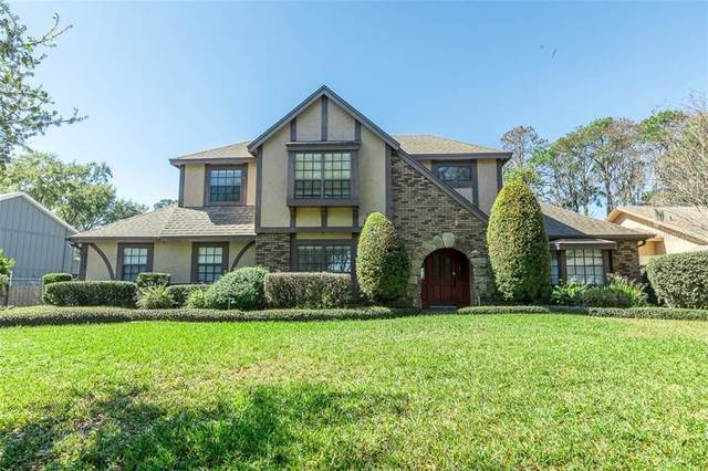 5636 NE Lake Mary Jess Shores Court, Edgewood, FL 32839 (MLS #S5047327) :: Pepine Realty