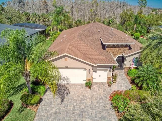 927 Bella Viana Road, Kissimmee, FL 34759 (MLS #S5047361) :: Century 21 Professional Group