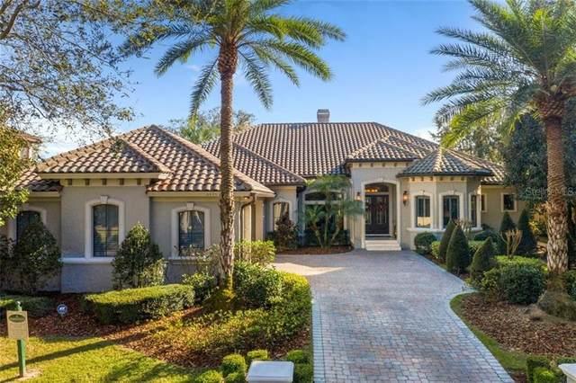 6435 Lake Burden View Drive, Windermere, FL 34786 (MLS #S5047409) :: Vacasa Real Estate