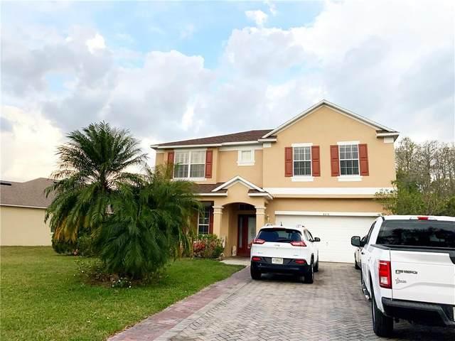 3216 Eagle Creek Lane, Kissimmee, FL 34746 (MLS #S5047415) :: Armel Real Estate