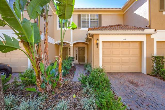 3542 Shallot Drive #103, Orlando, FL 32835 (MLS #S5047432) :: Everlane Realty