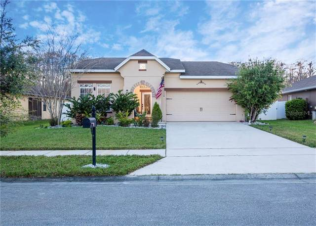 2171 Queenstown Drive, Kissimmee, FL 34746 (MLS #S5047476) :: Keller Williams Realty Peace River Partners