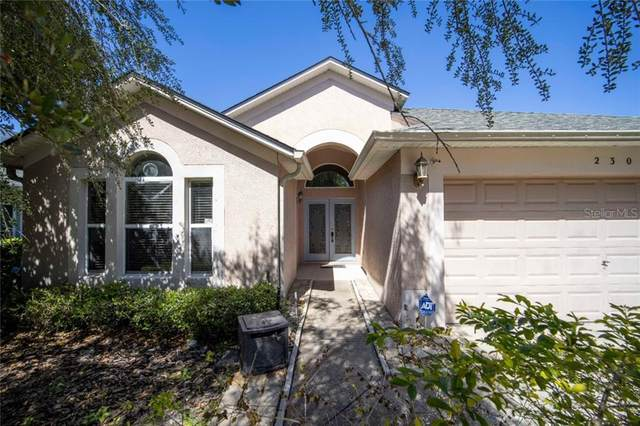 2307 Runyon Court, Orlando, FL 32837 (MLS #S5047504) :: Positive Edge Real Estate