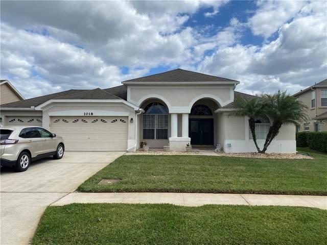 1018 Chamberlin Trail, Saint Cloud, FL 34772 (MLS #S5047549) :: Bustamante Real Estate