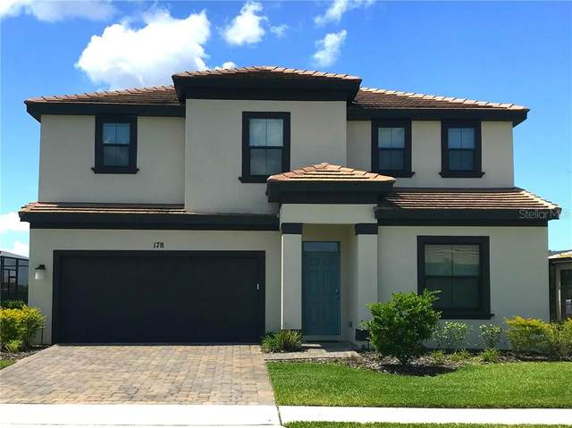 178 Kenny Boulevard, Haines City, FL 33844 (MLS #S5047630) :: The Figueroa Team