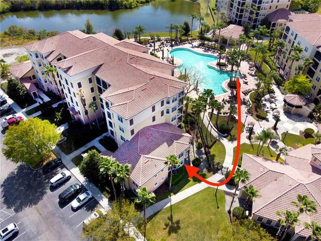 8601 Worldquest Boulevard B1/U101, Orlando, FL 32821 (MLS #S5047675) :: Visionary Properties Inc