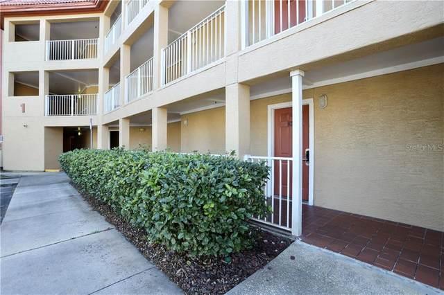 6337 Parc Corniche Drive #2204, Orlando, FL 32821 (MLS #S5047760) :: Zarghami Group