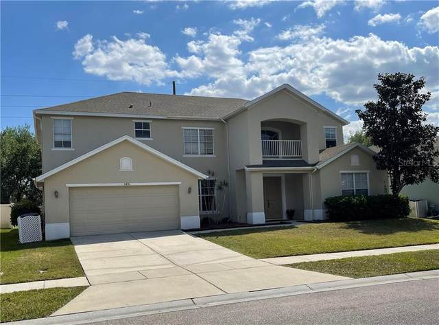 2491 Hinsdale Drive, Kissimmee, FL 34741 (MLS #S5048060) :: Carmena and Associates Realty Group