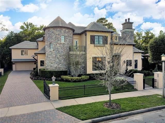 895 Spring Park Loop, Celebration, FL 34747 (MLS #S5048403) :: Gate Arty & the Group - Keller Williams Realty Smart