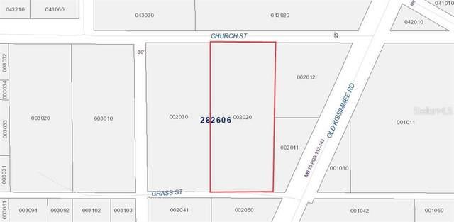 208 Grass Street, Davenport, FL 33896 (MLS #S5048768) :: Bustamante Real Estate