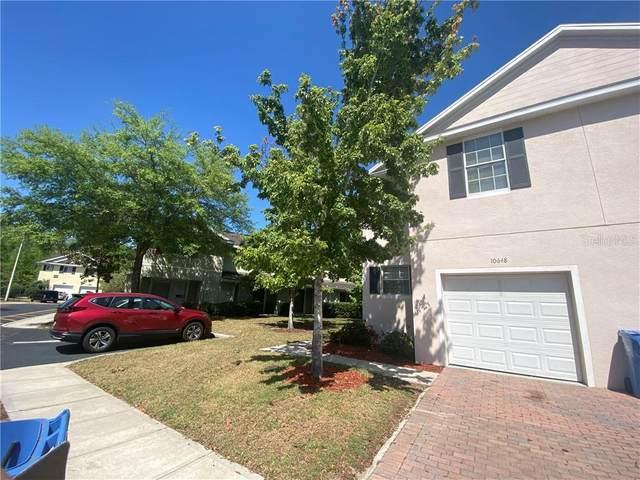 10648 Regent Square Drive #1301, Orlando, FL 32825 (MLS #S5048783) :: Florida Life Real Estate Group