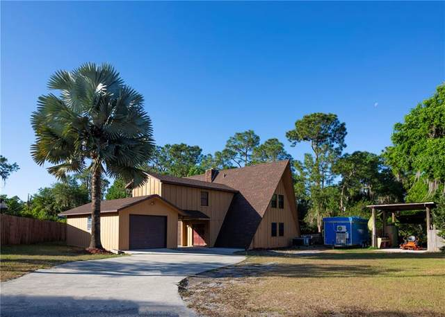 3711 Pine Circle, Lake Wales, FL 33898 (MLS #S5048792) :: Griffin Group