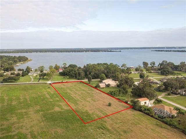 4446 East Shirley Shores Road, Tavares, FL 32778 (MLS #S5048797) :: Vacasa Real Estate