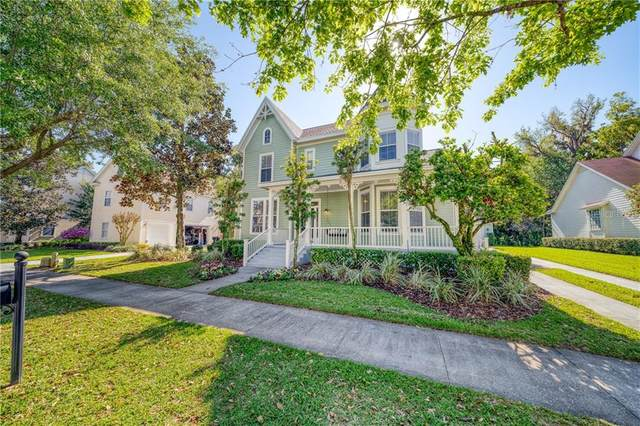 1225 Aquila Loop, Celebration, FL 34747 (MLS #S5049000) :: Bustamante Real Estate