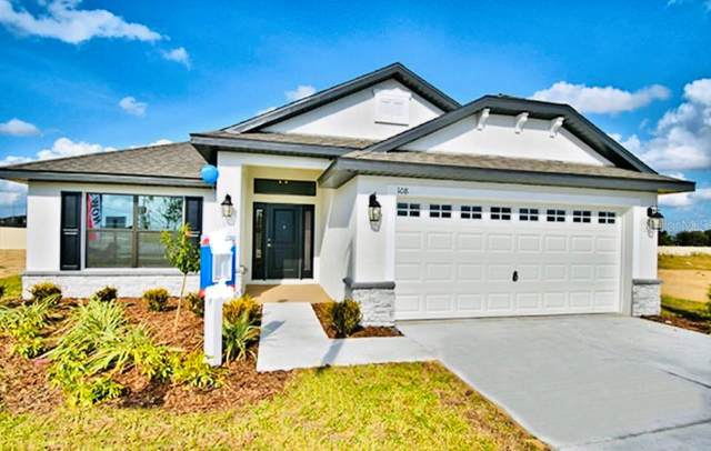 852 Vienna Drive, Winter Haven, FL 33884 (MLS #S5049058) :: Gate Arty & the Group - Keller Williams Realty Smart