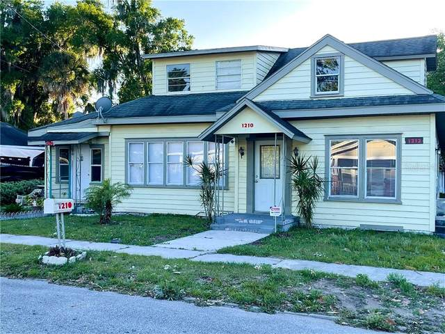 1210 Brack Street, Kissimmee, FL 34744 (MLS #S5049059) :: Gate Arty & the Group - Keller Williams Realty Smart