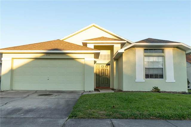 539 Eagle Pointe S, Kissimmee, FL 34746 (MLS #S5049090) :: Southern Associates Realty LLC