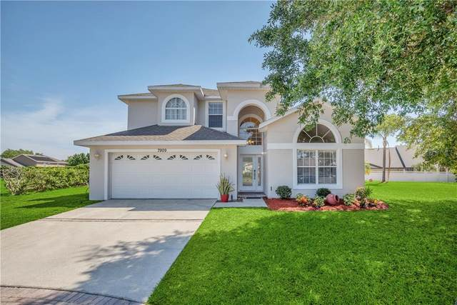 7909 Emperors Orchid Court, Kissimmee, FL 34747 (MLS #S5049146) :: Kelli and Audrey at RE/MAX Tropical Sands