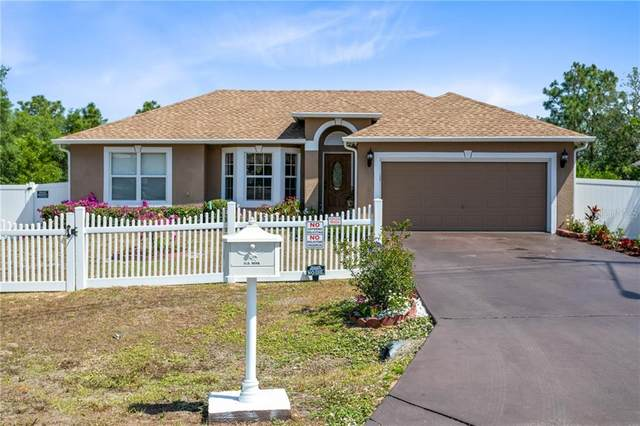 429 Danube Drive, Poinciana, FL 34759 (MLS #S5049200) :: The Figueroa Team