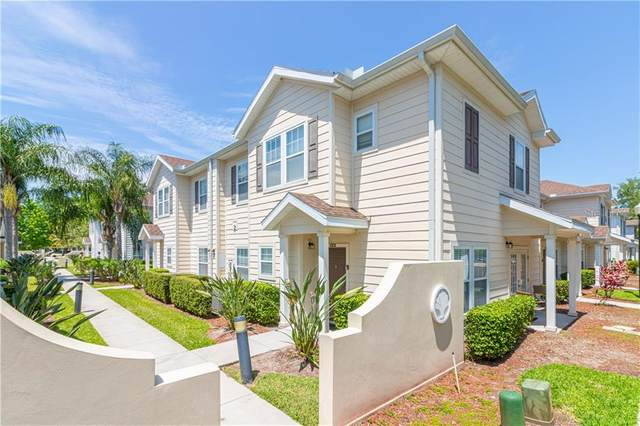5352 Diplomat Court #101, Kissimmee, FL 34746 (MLS #S5049235) :: Vacasa Real Estate